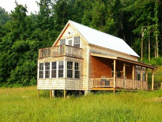 Meadow Cabin  ~ At The Creek