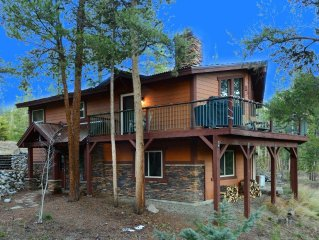 Mountain Home on 2 acres; Near Winter Park, Snow Mountain Ranch, Devil's Thumb