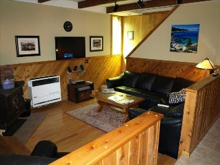 Beautiful North Lake Tahoe Home - Sleeps 16-AVAILABLE FOR WINTER SKI LEASE