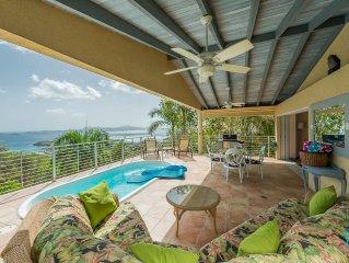 Ylang Ylang  Luxury Villa in Cruz Bay
