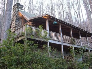 The Cabin on Eagles Nest