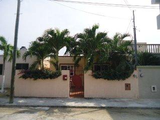 Casa Aak Chak-Mayan Riviera Xcacel Beach