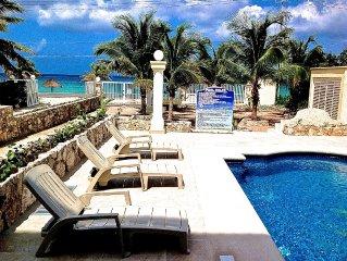 Villa las Uvas II beach front condos