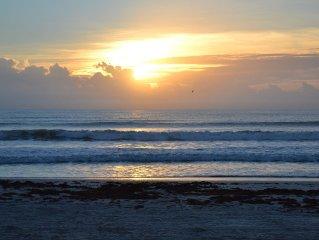 Beach Front, Luxury 3/2 Condo