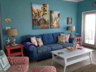 Newly Upgraded 2BR Condo in Low Rise Villas- Beautiful Water Views-Best Value