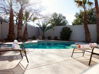 Pool, Spa, Putting Green, Air Hockey Table, Wifi, Cable NV10813