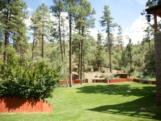Beautiful 6,000+ Sq. Ft. Cabin, 6 Bd 4.25 Bath