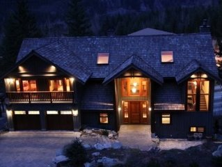 Executive Chalet Architectural Beauty 'Chalet Whistler'