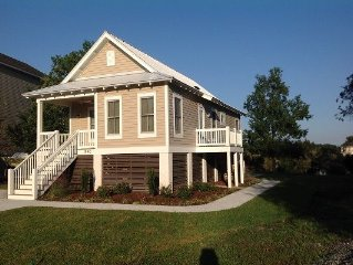 Close To Folly Beach & Charleston, Charming, Quiet, Comfortable