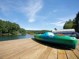 Clear Water Cove, 5800 Sq. Feet Of Relaxation &  Deep water off the dock-TOYS!