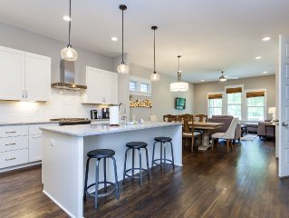 Brand New Luxury In Hot East Nashville - 2.4 Miles To Downtown