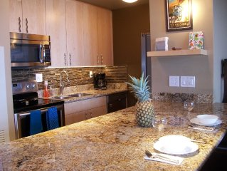 HIGH END REMODEL!! Luxury Direct Oceanfont Condo Unit 233!Easy access to all.