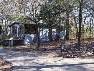 Lake Texoma Deer Manor with golf cart rental!