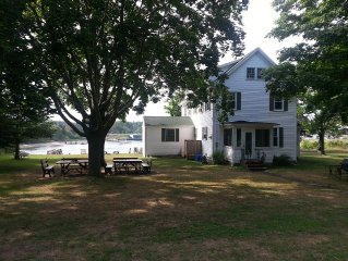 Waterfront Colonial with Dock for boat or kayaks