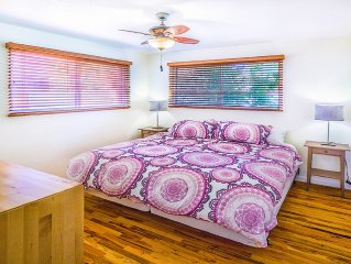 Central A/C & Heating. Clean. Uncluttered. Fenced Yard. In-town Location.