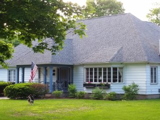 Spacious Home on Historic Michigan Avenue Across from Lake Michigan