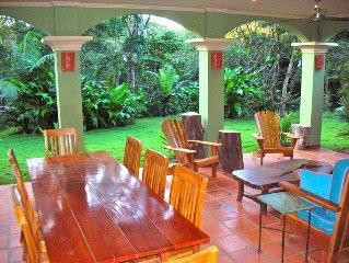 Casa Verde in Playa Junquillal, Costa Rica
