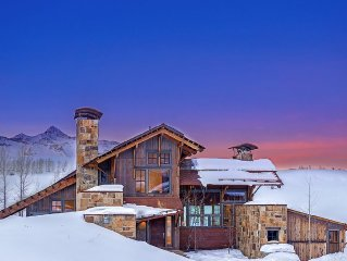 Amazing Views for any Season - Golf and Ski - The Best Telluride Has To Offer