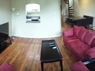 Whole top floor right on Main St. In The Heart Of Downtown Oneonta