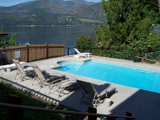 Private Pool! Walk to Manson. 2 prime summer weeks still avail!