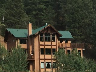 Exec. Mountain Home on 50 Acre Ranch -Trout Ponds