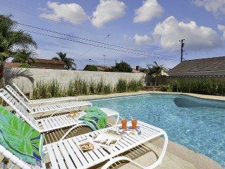 Pool Home near Disneyland and Anaheim Convention Center - 9