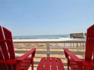 Beach Therapy At The Outer Banks!