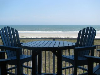 WOW Oceanfront Condo, 2 Bedroom, Pool, Ocean Isle Beach, NC