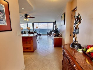 �11TH FLOOR OCEAN VIEW  -- GUARANTEED! YOU WILL NOT BE DISAPPOINTED! �