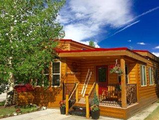 New Immaculate Breckenridge Cabin