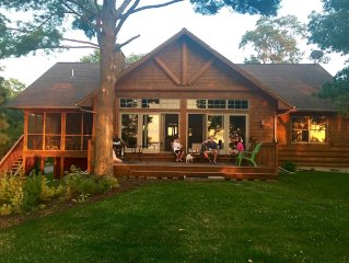 Enjoy Cabin Life This Summer on beautiful Gull Lake