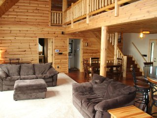 Amazing Brand New Lakefront Cabin