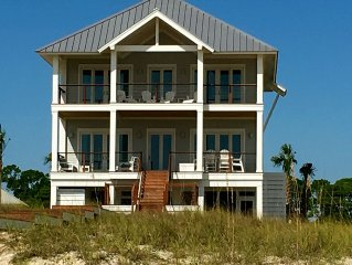 Doin' Nuttin-4 Bedroom Oceanfront Home With Pool