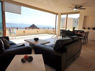 Great View Ocean Front Luxury Vacation Rental: Punta Esmeralda