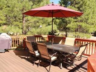 Beautiful Mountain Retreat nestled in the Ponderosa Pines of Munds Park