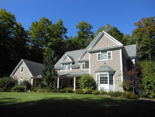 Majestic Dream Home Near  Village, Shopping, Golf, And Stratton Mountain