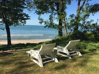 White Sand Beach Paradise In Canada's South Coast