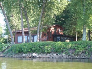 Eagles Nest LLC  River View Cabin