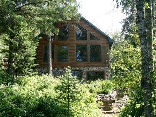 Beautiful Girl Lake: Northwoods 3BR/2BA Lake Home