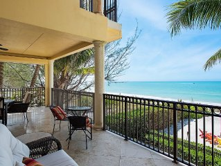 Luxurious Beach Front Private Home, Gulf of Mexico views/Naples- Captiva Island