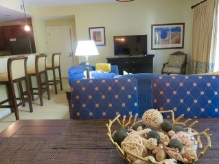 Beautiful 2- Bedroom Condo In World Golf Village, King And Bear Community