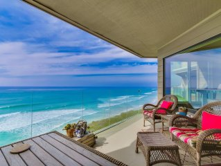 Remodeled 2 bedroom with Breathtaking Ocean Views