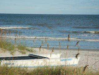 LUXURIOUS BEACH HOME IN PARADISE  100 yds to BEACH!