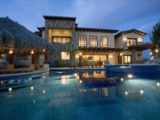 Remarkable Luxury Estate with Beach Club Access