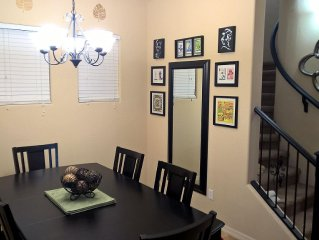 Newer 2,100 SF tastefully decorated home in the beautiful community of Verrado