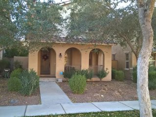 2,100 SF tastefully decorated home in the beautiful community of Verrado