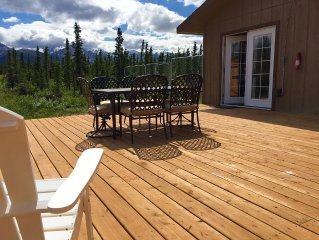 Denali Park Cozy 2 Bedroom Fully Equiped Mother-in-law Unit W/great Deck & Yard
