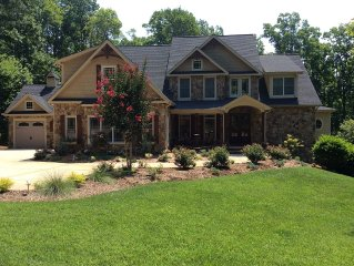 Estate Home, 2.5 Acres on Lake with Private Dock, Denver, ~NC~