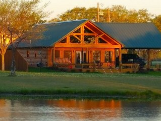 No. 1 Top-Rated Lodge on Lake Fork