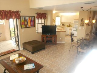PGA National  Two Bedroom Two Bath Townhouse.' Welcome Home'
